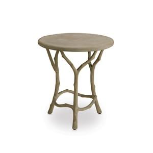 Hidcote Side Table | Currey & Company