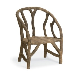 Arbor Chair with Crate | Currey & Company