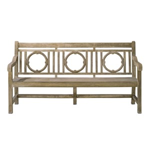 Leagrave Bench | Currey & Company