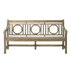 Leagrave Bench   Currey & Company