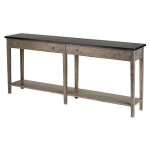 Large Westrow Console | Currey & Company