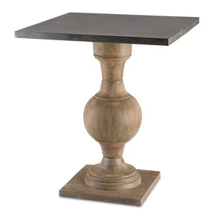 Pinkney Accent Table | Currey & Company