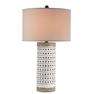 Terrace Table Lamp | Currey & Company