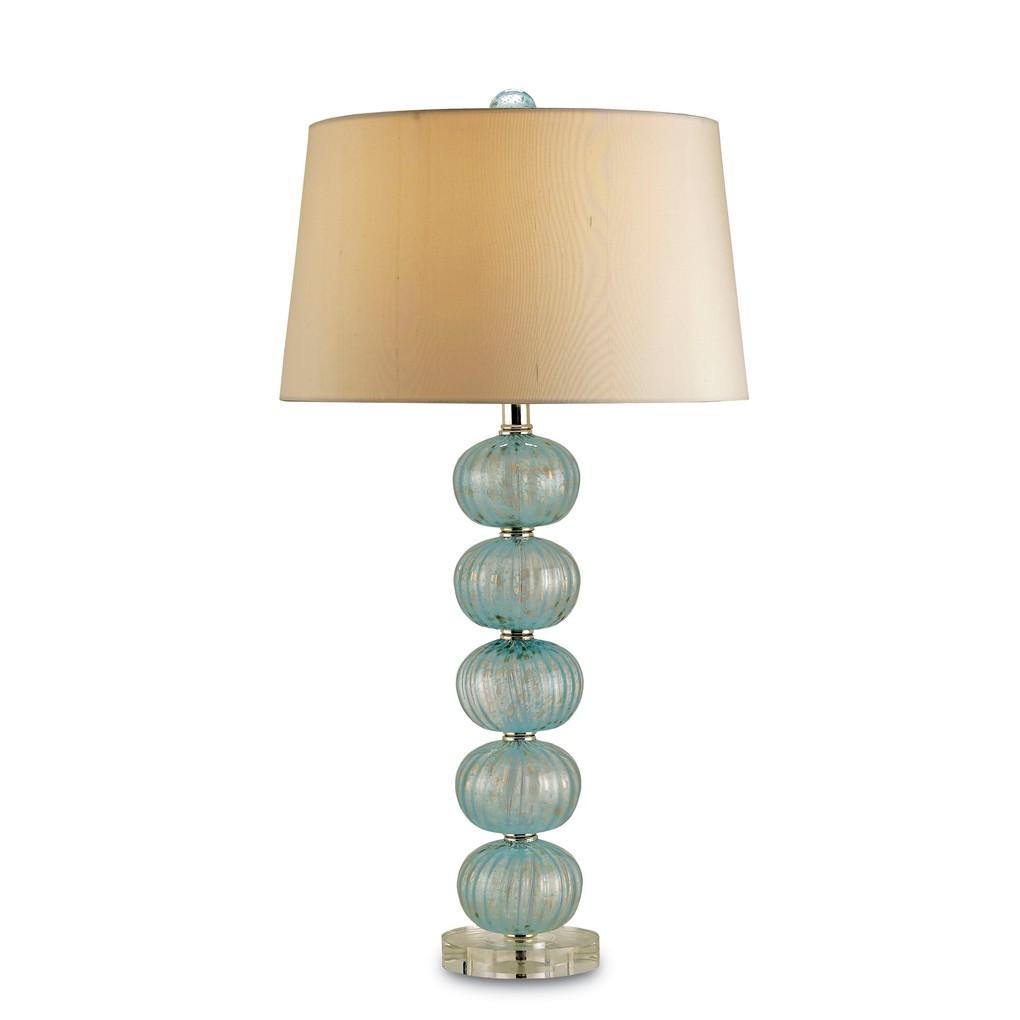 Asturias Table Lamp | Currey & Company