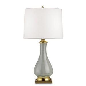 Lynton Table Lamp   Currey & Company