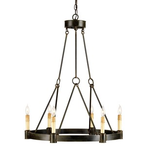 Chantelaine Chandelier | Currey & Company