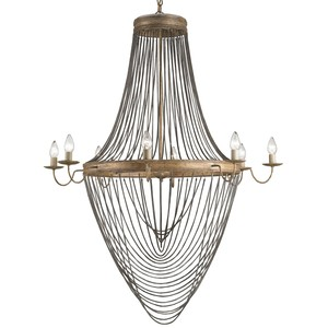 Large Lucien Chandelier | Currey & Company