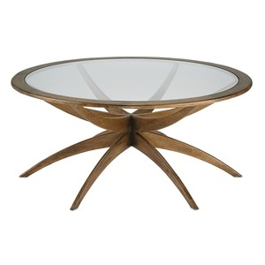Ellen Coffee Table | Currey & Company