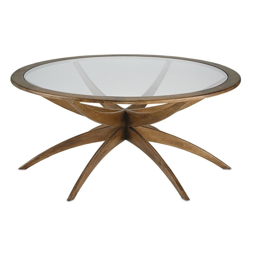 Ellen Coffee Table | Currey & Company