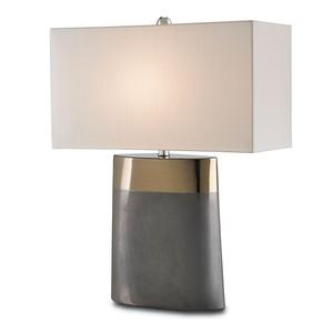 Moonrise Table Lamp   Currey & Company