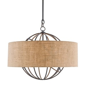 Millcroft Chandelier | Currey & Company