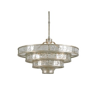 Frappé Chandelier | Currey & Company