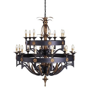 Camelot Chandelier | Currey & Company