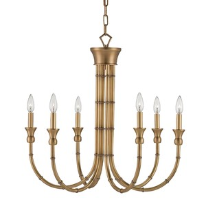 Imperial Bamboo Chandelier
