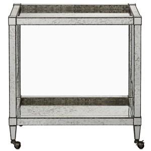 Monarch Bar Cart | Currey & Company