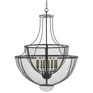 Winton Chandelier | Currey & Company