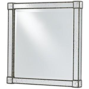Monarch Square Mirror | Currey & Company