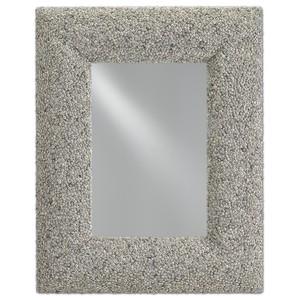Batad Shell Mirror | Currey & Company