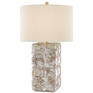 La Peregrina Table Lamp | Currey & Company