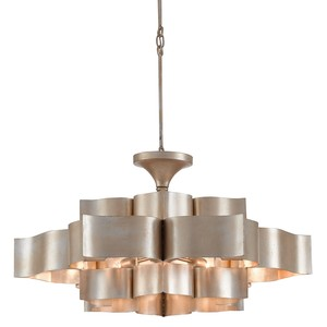 Grand Lotus Chandelier | Currey & Company