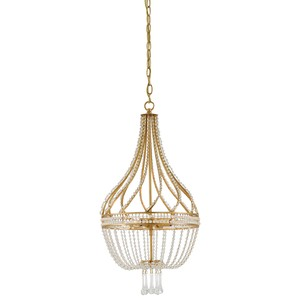 Ingenue Chandelier | Currey & Company