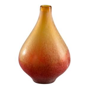 Medium Vizio Yellow and Orange Vase