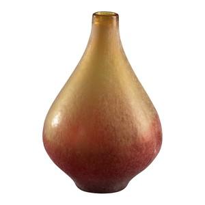 Medium Vizio Yellow and Orange Vase | Cyan Design