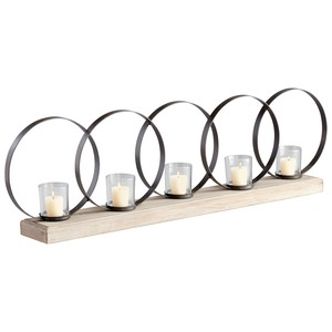 Ohhh Five Candle Candleholder | Cyan Design