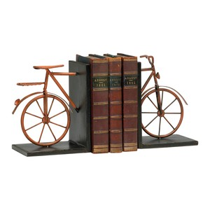 Bicycle Bookends | Cyan Design
