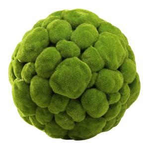Large Moss Sphere | Cyan Design