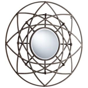 Robles Mirror   Cyan Design