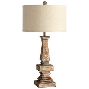 Tashi Table Lamp | Cyan Design
