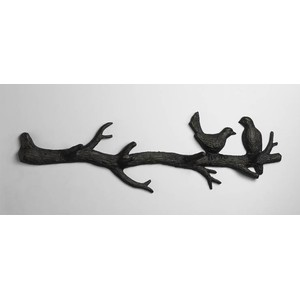Bird Branch Coat Hook | Cyan Design