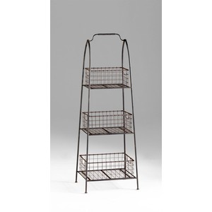 Essex Basket Stand | Cyan Design