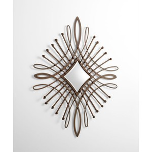 Bloem Mirror | Cyan Design