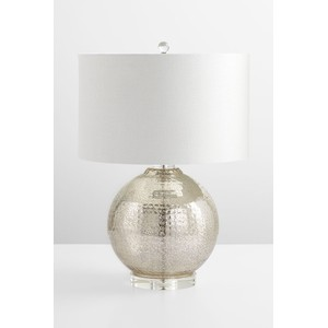 Hammered Reflections Table Lamp | Cyan Design