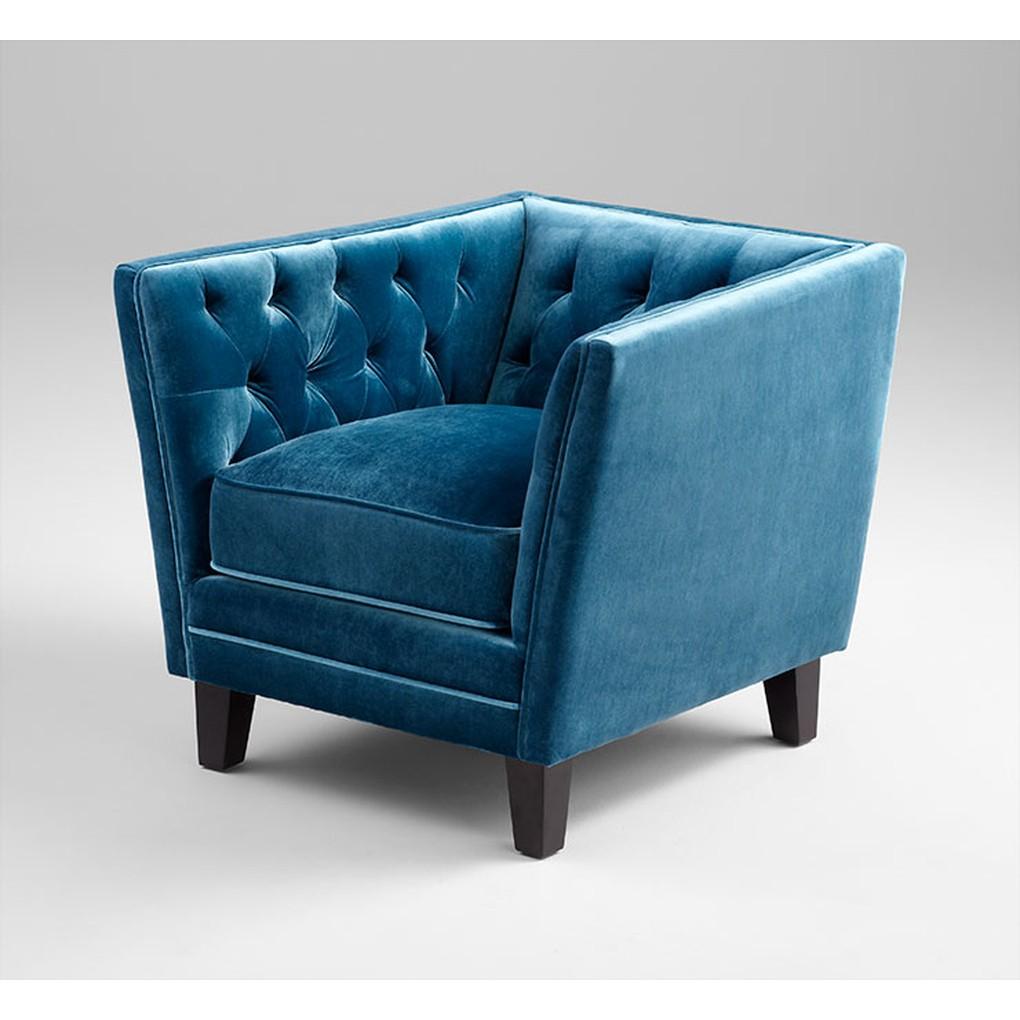 Blue Prince Valiant Chair | Cyan Design