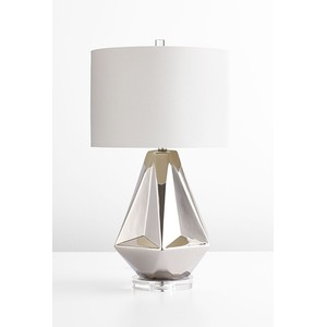Silver Sails Table Lamp | Cyan Design
