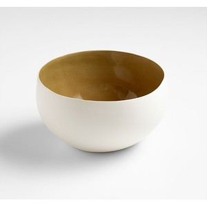Medium Latte Bowl | Cyan Design