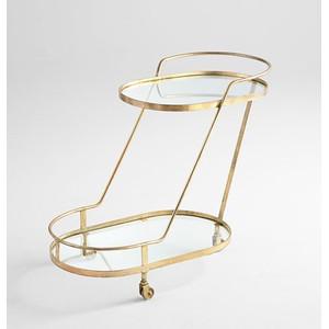 Patin Bar Cart | Cyan Design