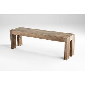 Segvoia Bench | Cyan Design