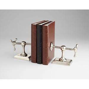 Hot and Cold Bookend