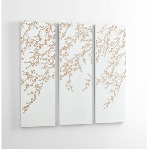 Cherry Blossom Wall Art | Cyan Design