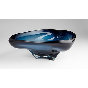 Large Alistair Bowl | Cyan Design