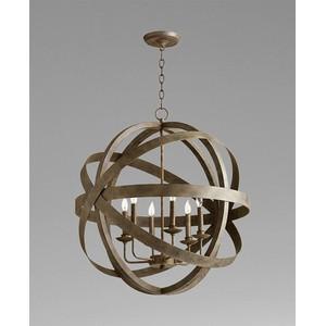 Gladwin Six Light Pendant