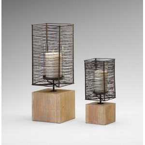 Small Vail Candleholder | Cyan Design