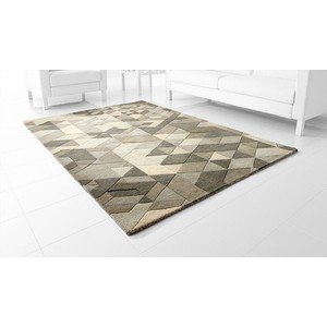 Facets Rug | Cyan Design
