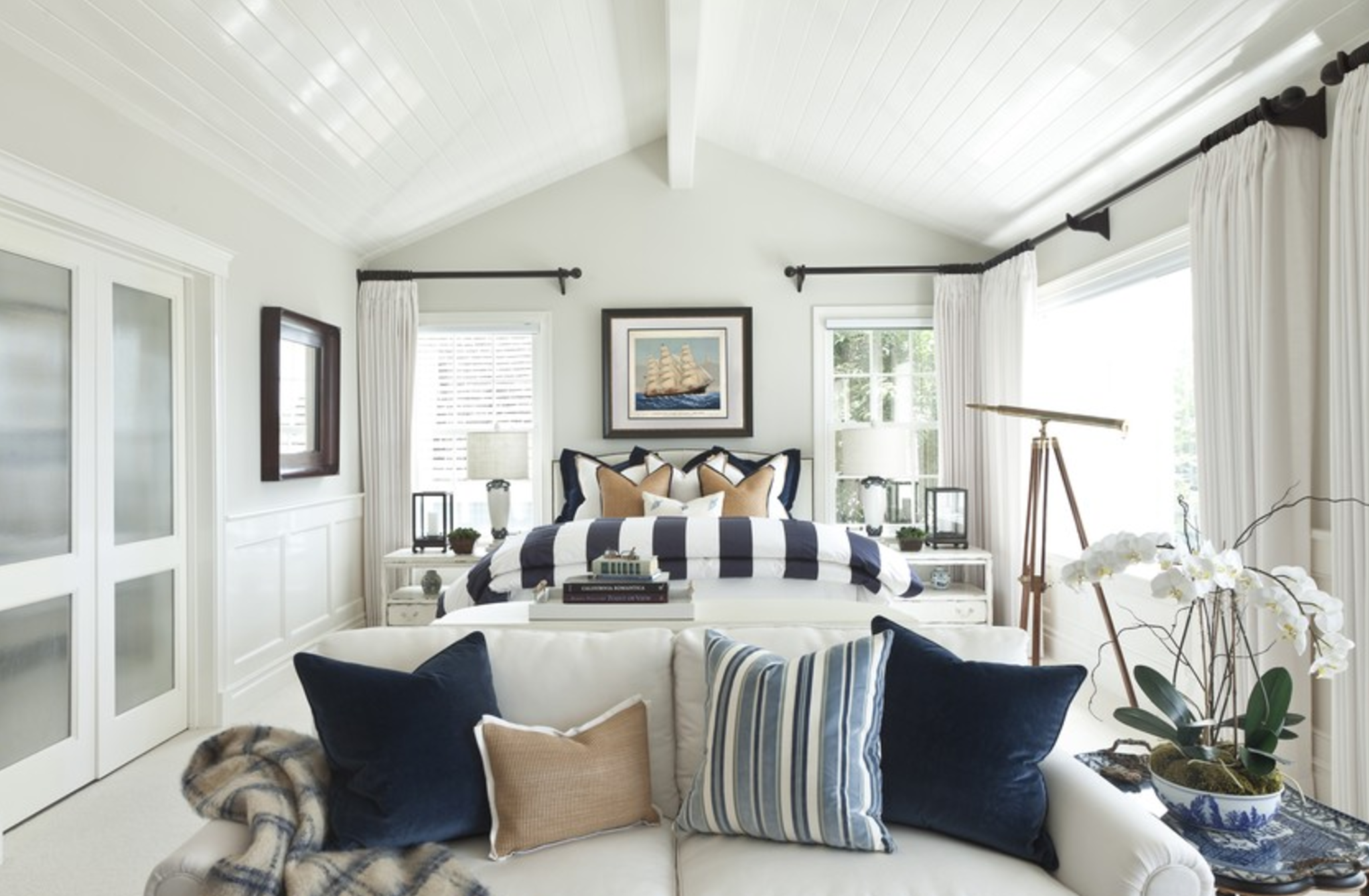 Steal this Style: 6 Inspiring Bedroom Design Ideas - The Design Network