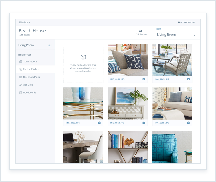 Marvelous Save Your Finds, Upload Photos, View Your Moodboards, And Invite Friends  And Family To Collaborate. Plan A Project Nice Design