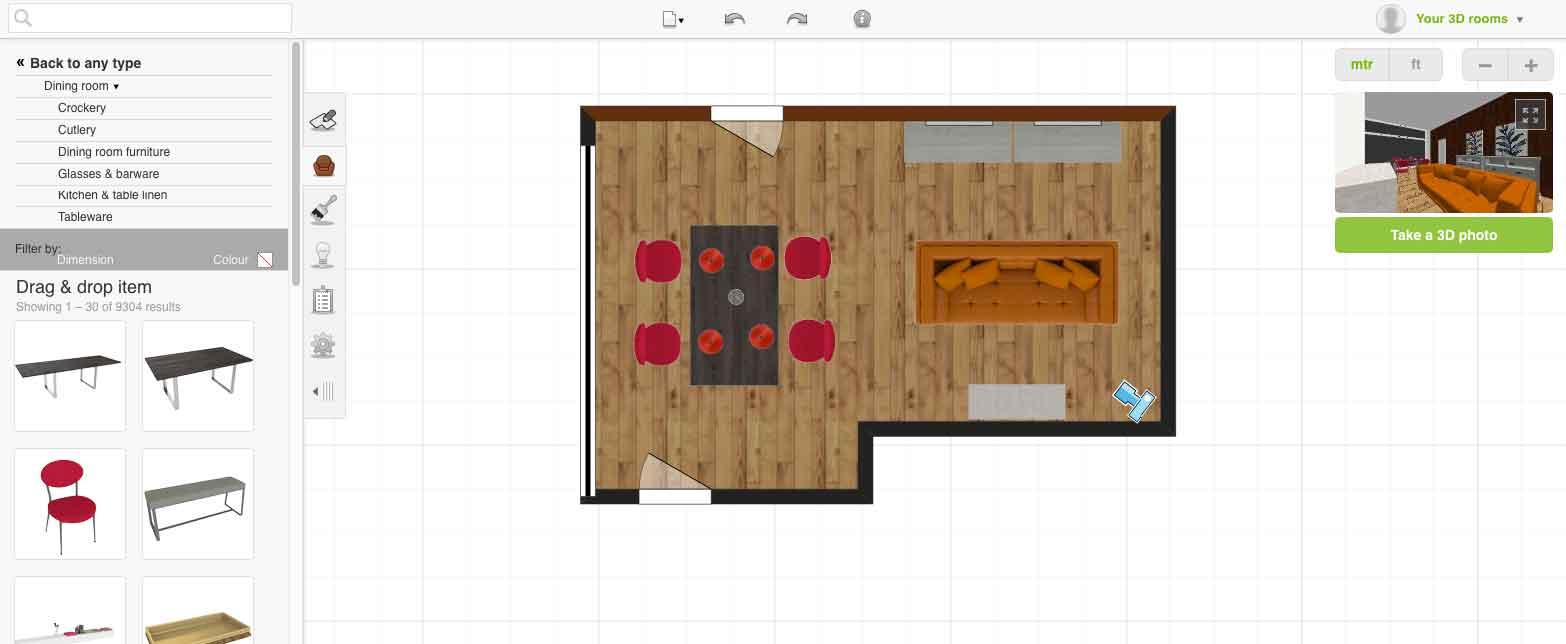 Sample 3D Rendering